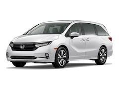 New 2022 Honda Odyssey Touring Van for Sale in Westport, CT, at Honda of Westport