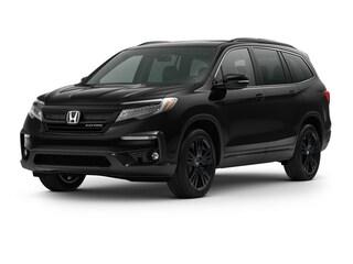 New 2022 Honda Pilot Black Edition SUV in Pensacola