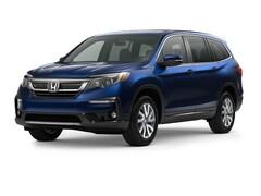 New 2022 Honda Pilot EX-L SUV 223103 for Sale near Stamford, CT, at Honda of Westport