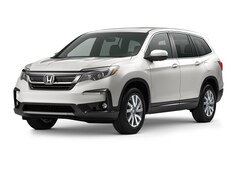 New 2022 Honda Pilot EX-L SUV 223099 for Sale near Stamford, CT, at Honda of Westport