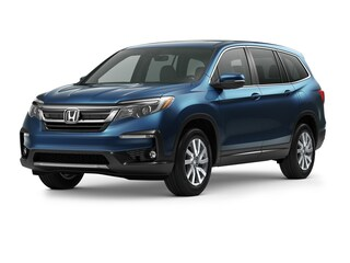 New 2022 Honda Pilot EX-L SUV serving San Francisco
