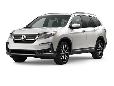 Featured New 2022 Honda Pilot Elite SUV for sale in Port Huron, MI