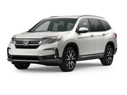 Featured New 2022 Honda Pilot Touring 8-Passenger SUV for sale near you in Murray, UT