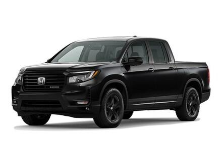2022 Honda Ridgeline Black Edition Pickup