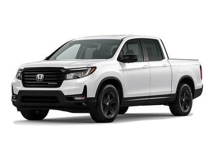 2022 Honda Ridgeline Black Edition Truck Crew Cab