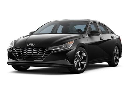 2022 Hyundai Elantra Hybrid Limited Sedan