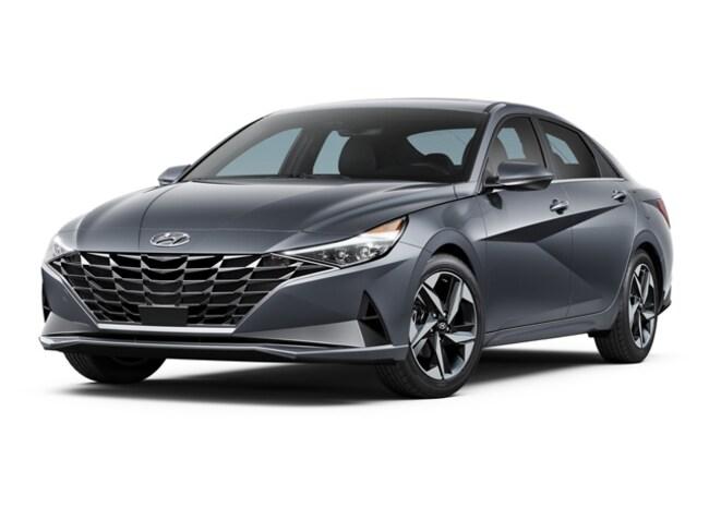 2022 Hyundai Elantra Limited Car