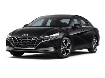 2022 Hyundai Elantra Limited Sedan