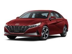 2022 Hyundai Elantra Limited Sedan for Sale near Huntsville, TX, at Wiesner Hyundai