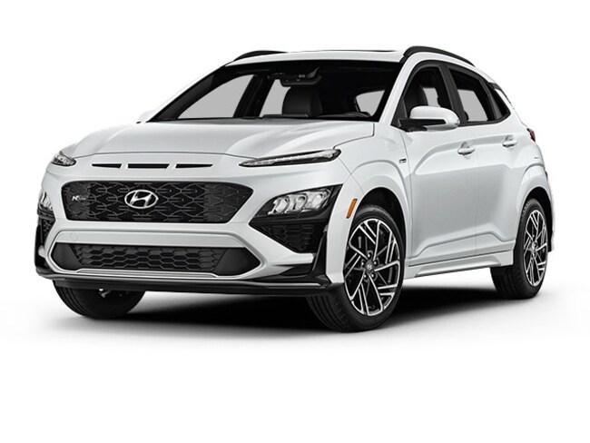 2022 Hyundai Kona N Line Sport Utility
