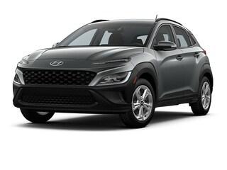 New 2022 Hyundai Kona SEL SUV KM8K62AB3NU827800 for Sale at D'Arcy Hyundai in Joliet, IL