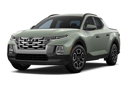 2022 Hyundai Santa Cruz 2.5L SEL w/ Activity Package Truck Crew Cab