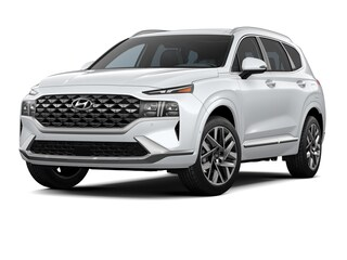 New 2022 Hyundai Santa Fe Calligraphy SUV 5NMS5DAL1NH399051 for Sale at D'Arcy Hyundai in Joliet, IL
