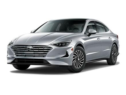 2022 Hyundai Sonata Hybrid Limited Sedan