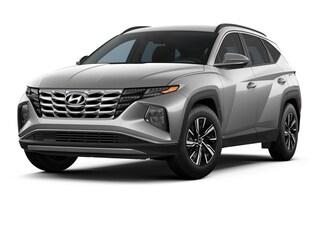 New 2022 Hyundai Tucson Hybrid Blue SUV in Fresno, CA