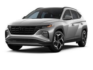 New 2022 Hyundai Tucson Hybrid Limited SUV in Elgin, IL