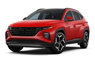 New 2022 Hyundai Tucson Limited SUV in Fresno, CA