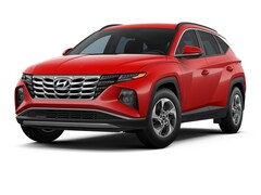 New 2022 Hyundai Tucson SEL SUV for sale in Gautier, MS