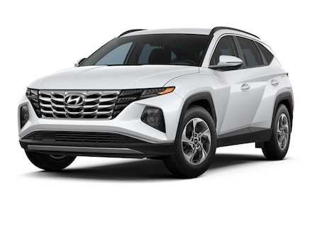 Featured New 2022 Hyundai Tucson SEL SUV 5NMJF3AE4NH006843 for sale near you in Peoria, AZ