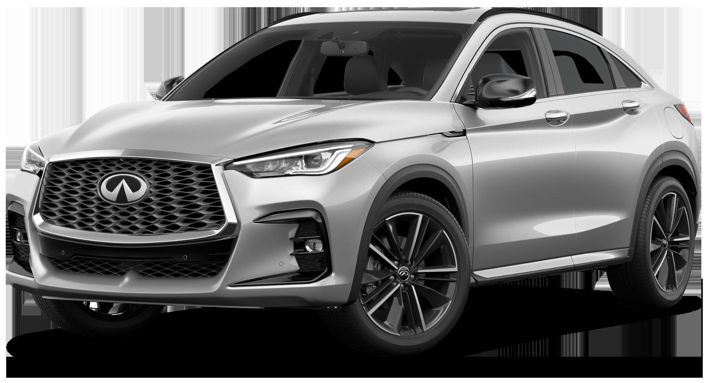 2022 INFINITI QX55 SUV ESSENTIAL