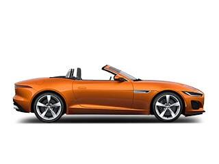 2022 Jaguar F-TYPE Convertible