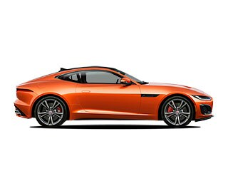 2022 Jaguar F-TYPE Coupe