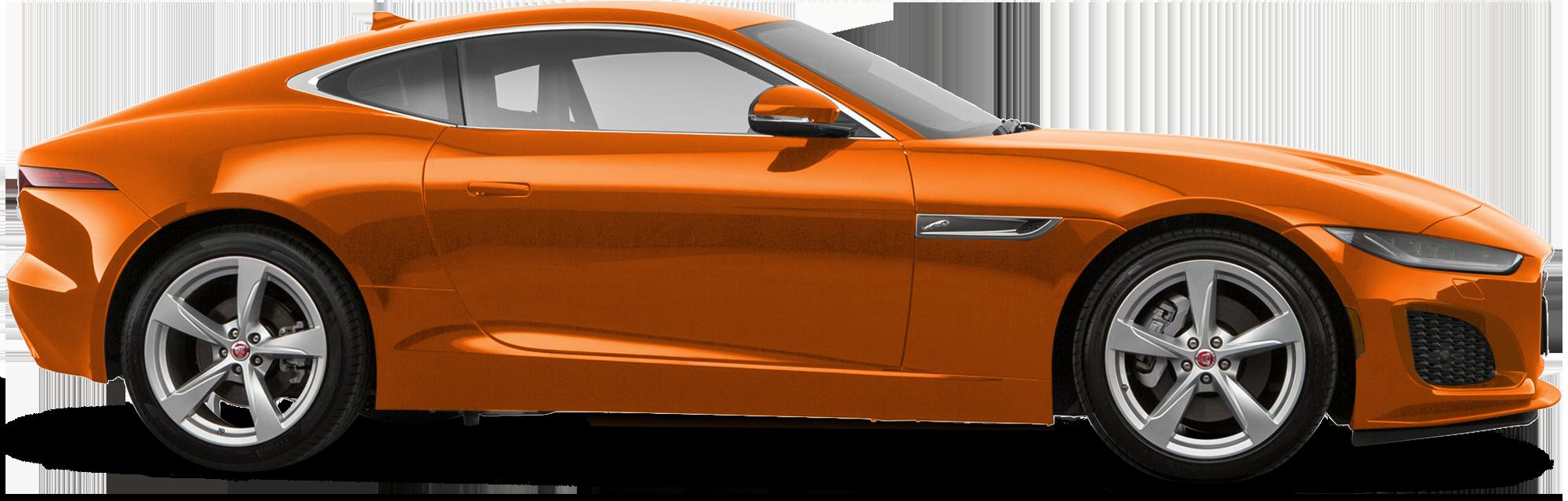 2022 Jaguar F-TYPE Coupe P450