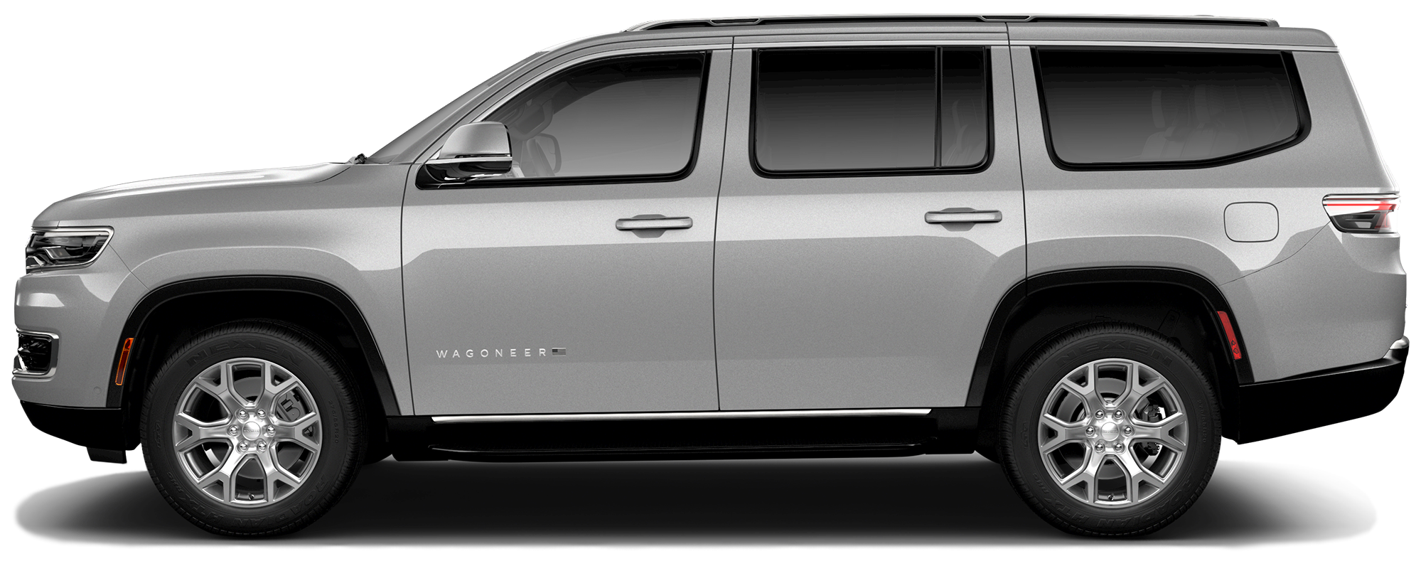 2022 Jeep Wagoneer SUV Series II