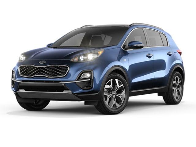2022 Kia Sportage SUV