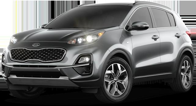 2022 Kia Sportage SUV EX
