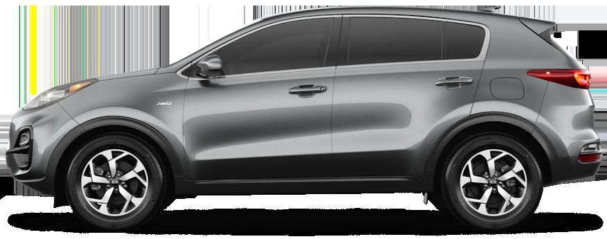 2022 Kia Sportage SUV LX
