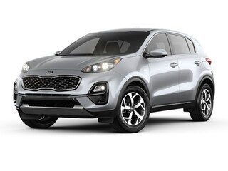 Picture of a  2022 Kia Sportage LX SUV For Sale In Lowell, MA
