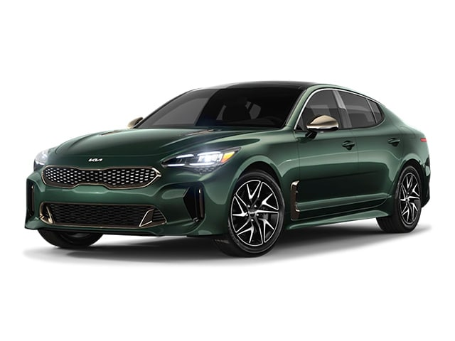 2022 Kia Stinger Sedan