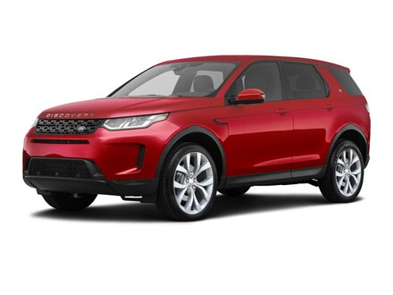 2022 Land Rover Discovery Sport SE SE 4WD