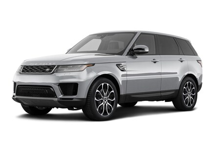 2022 Land Rover Range Rover Sport HSE Silver Edition Sport Utility