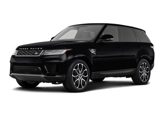 2022 Land Rover Range Rover Sport HSE Silver Edition SUV