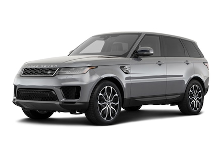 2022 Land Rover Range Rover Sport HSE Silver Edition MHEV SUV
