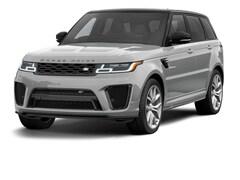 2022 Land Rover Range Rover Sport SVR Carbon Edition SUV SALWZ2RE5NA202370
