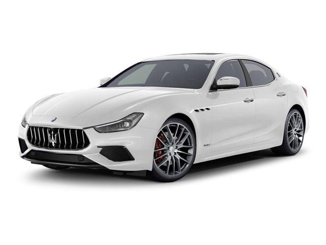 2022 Maserati Ghibli Sedan