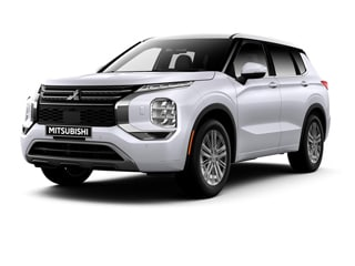 2022 Mitsubishi Outlander CUV White Diamond
