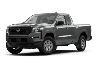 2022 Nissan Frontier S 4X4 Truck King Cab