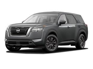 2022 Nissan Pathfinder S SUV