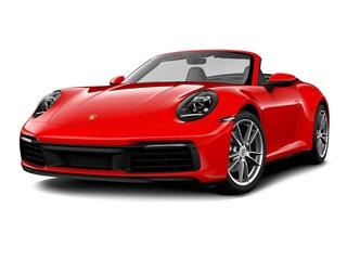 2022 Porsche 911 Cabriolet