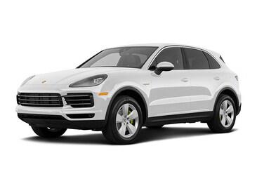 2022 Porsche Cayenne E-Hybrid SUV