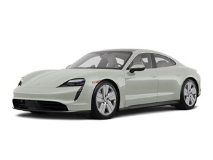 2022 Porsche Taycan Coupe