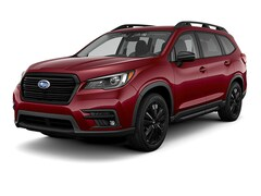 New 2022 Subaru Ascent Onyx Edition 7-Passenger SUV for Sale in Simsbury, CT