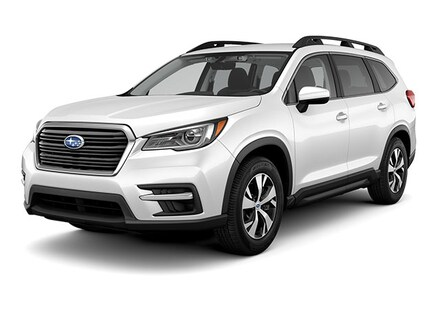Featured New 2022 Subaru Ascent Premium 7-Passenger SUV for Sale in Salt Lake City