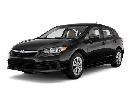 Featured New 2022 Subaru Impreza Base Trim Level 5-door for Sale or Lease in Athens GA