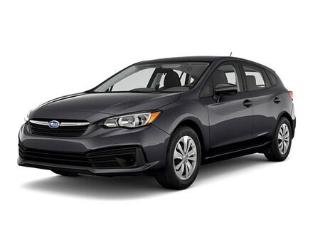 2022 Subaru Impreza Base Trim Level 5-door