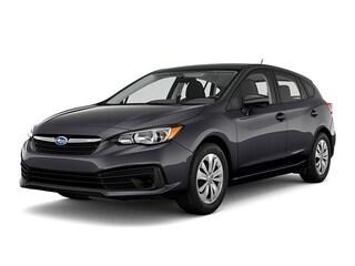 New 2022 Subaru Impreza Base Trim Level 5-door for sale in Denton TX